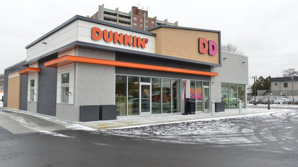 Dunkin' Donuts unveils next generation concept store in Massachusetts