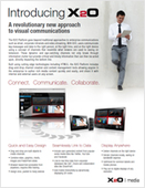 Introducing X2O: A revolutionary new approach to visual communications