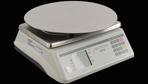 Ensure recipe consistency and quality with new rotating ingredient scale