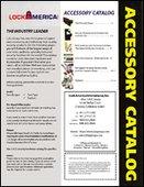 Lock America - Standard Hardware and Accessories Catalog