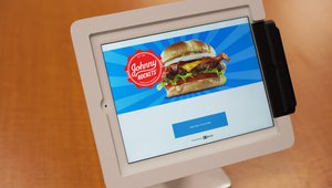 Johnny Rockets tests self-order kiosks in moving to a QSR format