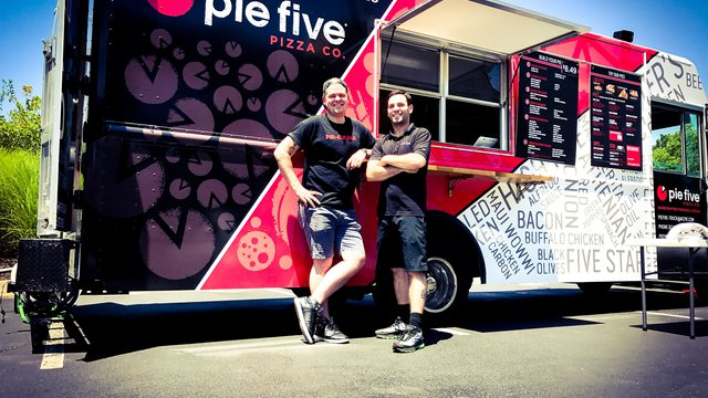 Kansas City pizza truck earns points in building brand visibility, Part 2