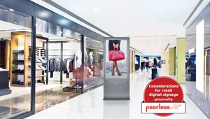 Considerations for retail digital signage deployments