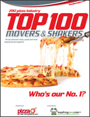 Pizza Marketplace 2012 Top 100 Movers & Shakers