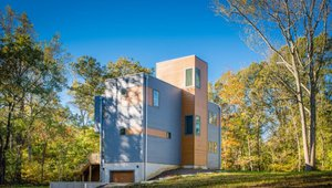 Maryland's Forest House showcases geothermal energy