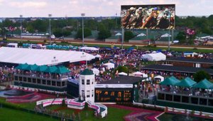 Kentucky Derby to run on world's biggest 4K LED video board