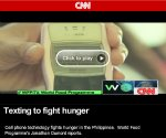 UN program uses mobile payments to fight hunger