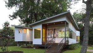 Houston Modern Homes Open Their Doors Proud Green Home