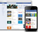 New Facebook app center launches