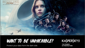 Digital signage captures Death Star plans with Rogue One campaign