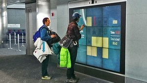 Winning: Digital signage takes gamification to work