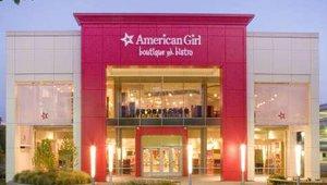 American Girl Boutique and Bistro in Dallas