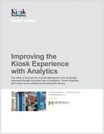 Improving the Kiosk Experience with Analytics