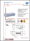 PTC Electronics Kiosk Weighing Solution- AP Load Cell Spec Sheet