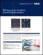 NEC Direct View LED-Q062e