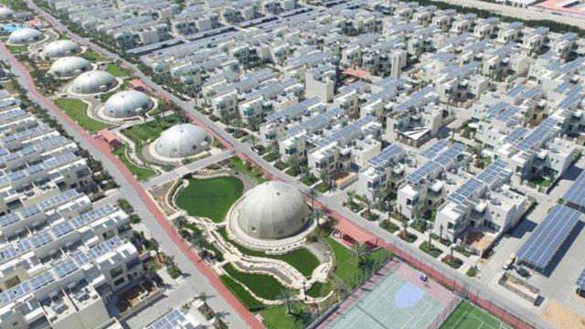 Dubai S Solar City Goes Live Proud Green Building