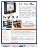 AML KDT750 Price Checker
