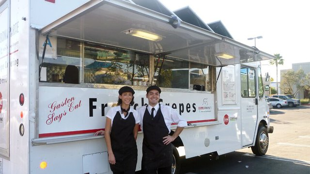 Crepes food truck finds its niche in Southern California