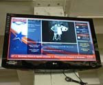 High school digital signage takes educational role