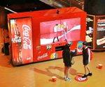 Coke launches dance dance revolution in S. Korea with digital signage kiosk (Video)