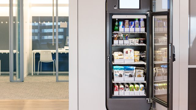 Vending/micro market veteran ready to take on Amazon Go