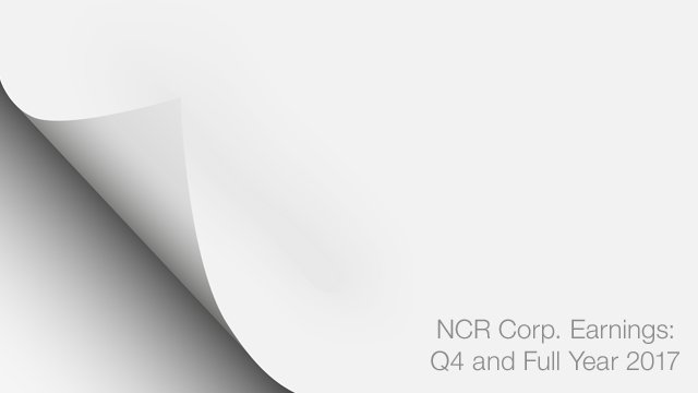 NCR turns the page on a challenging year