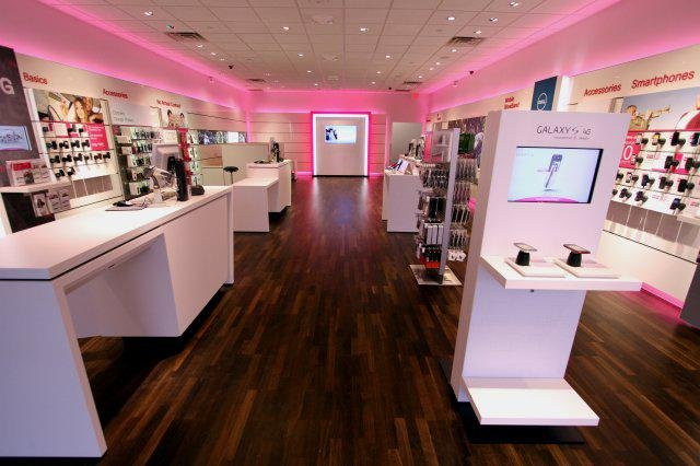 T Mobile Global Design Concept Redesign Retail Customer