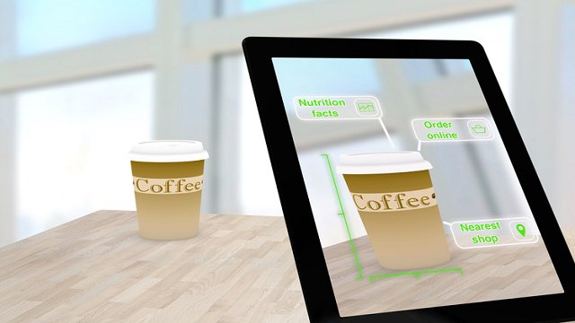 The future of augmented reality & mobile commerce
