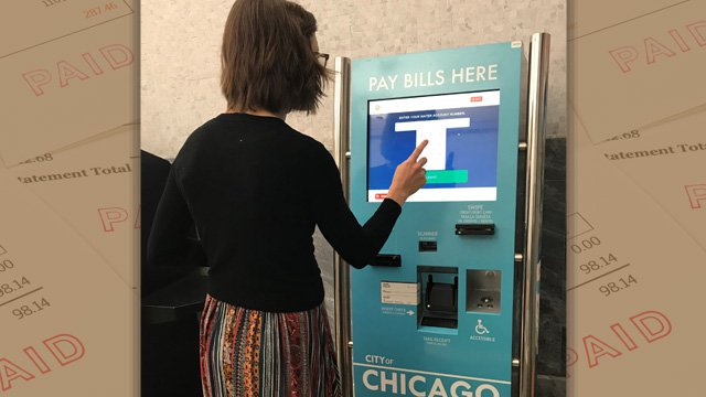 Chicago to quadruple automated payment kiosks for city services