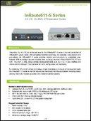 InRouter611 Cellular Gateway/Modem