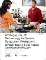 How to Use Technology to Elevate Restaurant Design & Overall Brand Experience