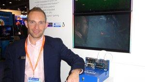 Jon Jayal presents a new gaming platform from Quixant.