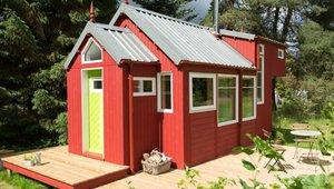 8 tiny homes built tough for off-grid living