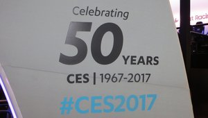 We've had 50 years of CES. Can you imagine what this show will look like in another 50 years?