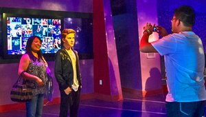 Madame Tussauds Hollywood casts digital signage in leading role