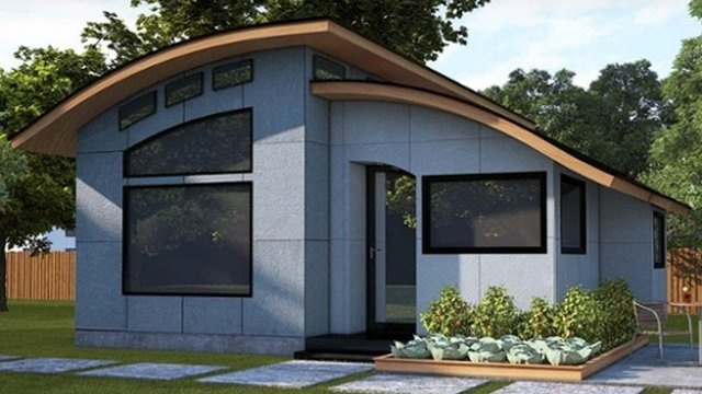 Flex House is the Right Size with Its Footprint and Smart Home Technology