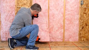 Residential fiberglass insulation now free of formaldehyde