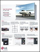 LG 55LV35A Specification Sheet