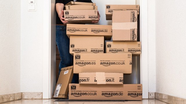 Amazon's annual Prime Day all about speedy delivery