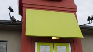 <p>Exteriors of Dayton-area stores pop with a fresh, new color scheme.</p>