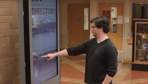 Brooke Army Medical Center deploys touchscreen directory kiosk