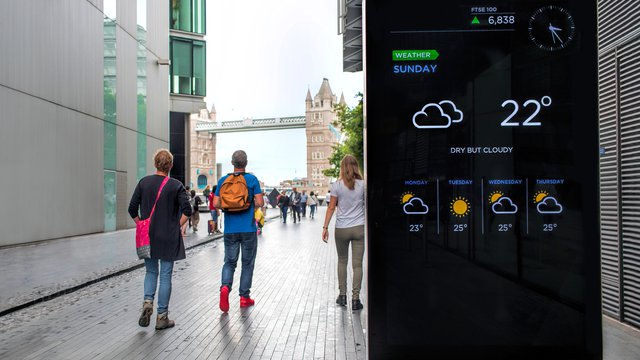 5 ways travel and tourism can take advantage of digital signage