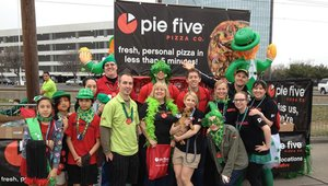 How Pie Five expanded using local marketing strategies