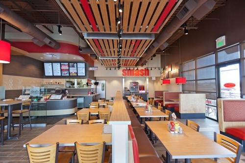 Smashburger updates design to stay fresh fast casual