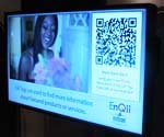 A two-way integration of digital signage and mobile