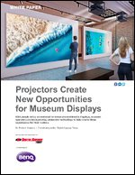 Projectors Create New Opportunities for Museum Displays