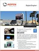AOPEN DE3250 Media Player