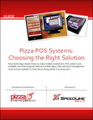 Pizza POS Systems: Choosing the Right Solution