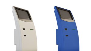 The price of self-service, part 1:  lowering the cost of kiosk hardware and components