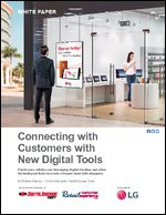 Connecting with Customers with New Digital Tools